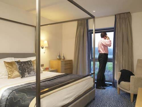 The Nottingham Belfry Four-Poster Suite