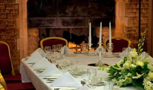 The Oxford Belfry Brimpton Room Private Dining